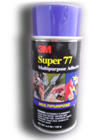 SPRAY GLUE / MULTI-PURPOSE  ADHESIVE